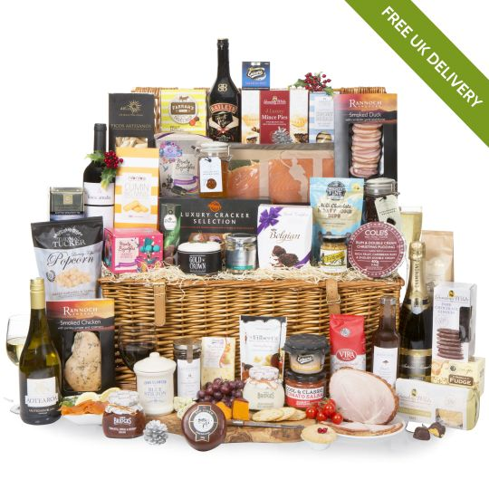 Christmas Connoisseur Collection Hamper