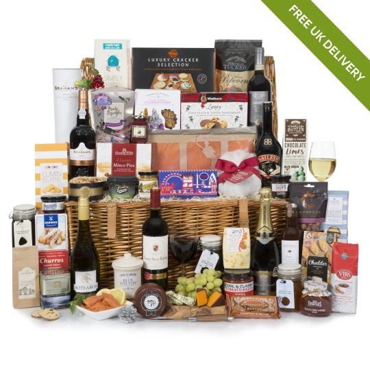 The Superior Christmas Hamper Hamper