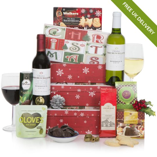 Santa's Little Helper Hamper