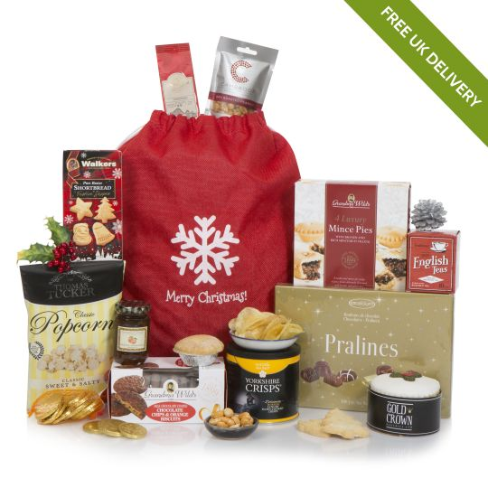 Santa's Delights Hamper