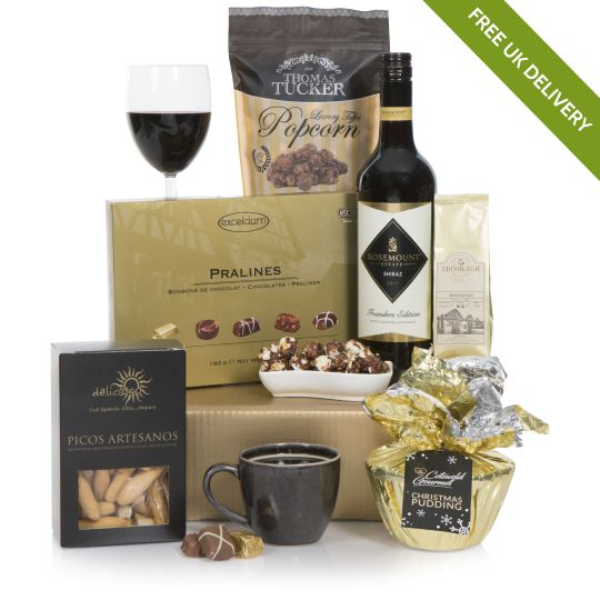 The Gold Standard Hamper Hamper