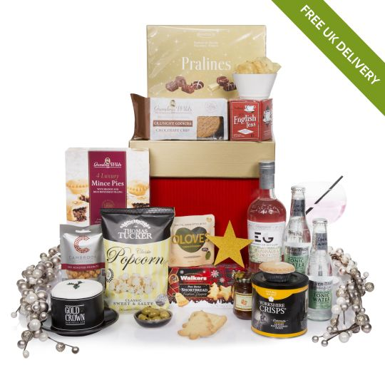 Gingle Bells Christmas Hamper Hamper