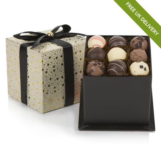 Luxury Chocolate Truffles Hamper