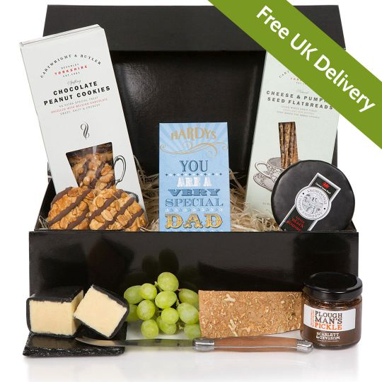 Alcohol Free Hamper For Dad Hamper
