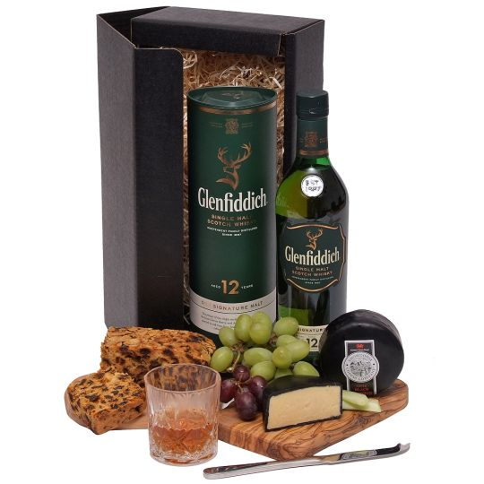 Whisky Lovers Luxury Hamper Hamper