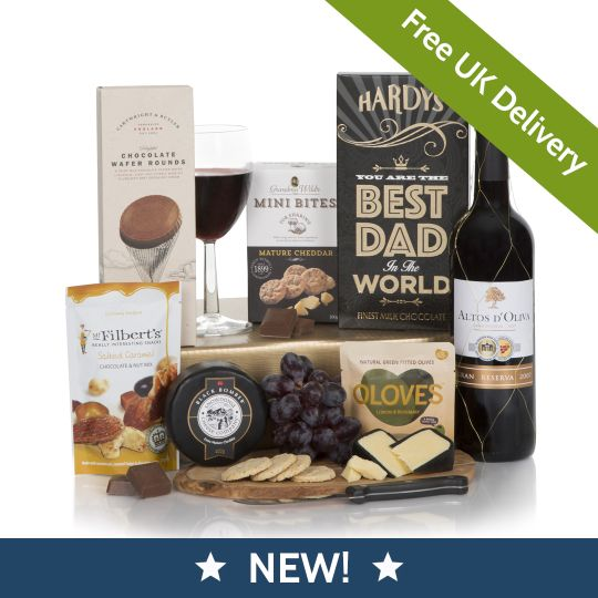 Dad's Favourites Selection Hamper