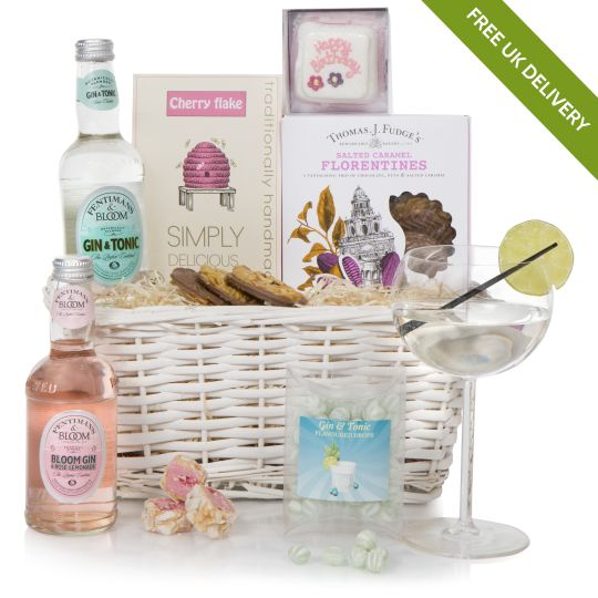 Luxury Birthday Gin Hamper Hamper