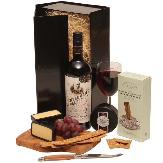 Wine & Cheese Hamper For Him Hamper