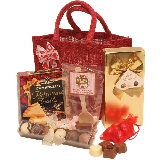 Little Red Sweet Delights Hamper