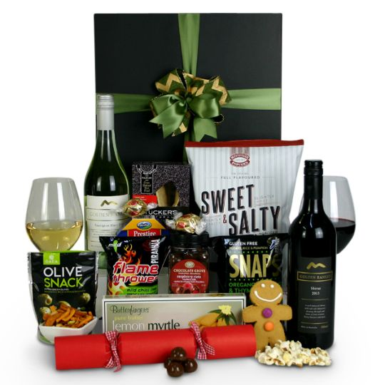 The Christmas Cracker Hamper