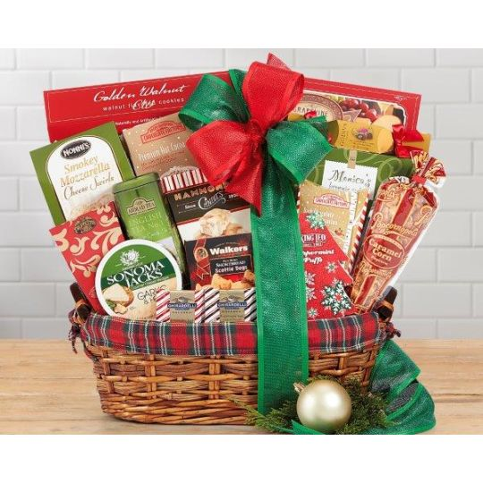 Seasonal Greetings Hamper Hamper