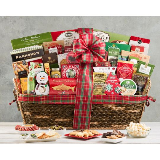 The Christmas Extravaganza Hamper Hamper