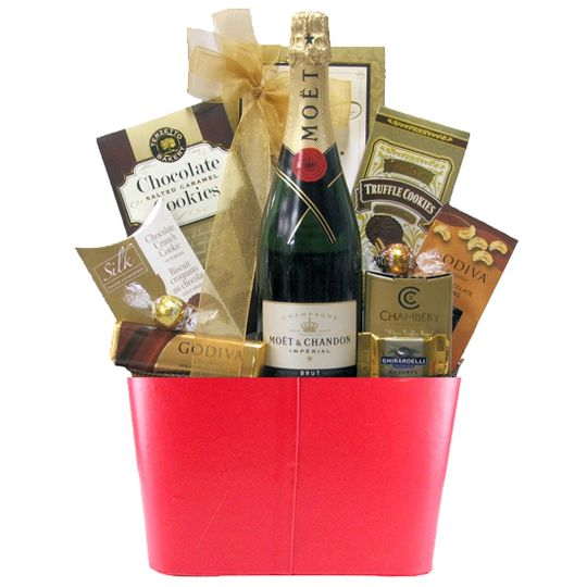 Sweet Fizz Hamper