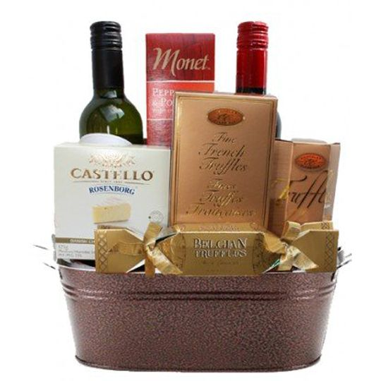 A Gourmet Delight Hamper