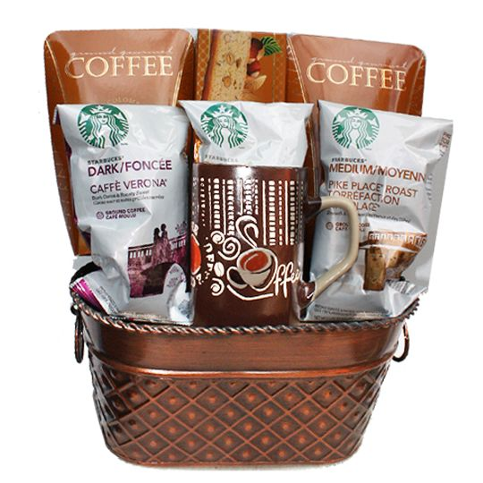 Caffiene Fix Hamper Hamper