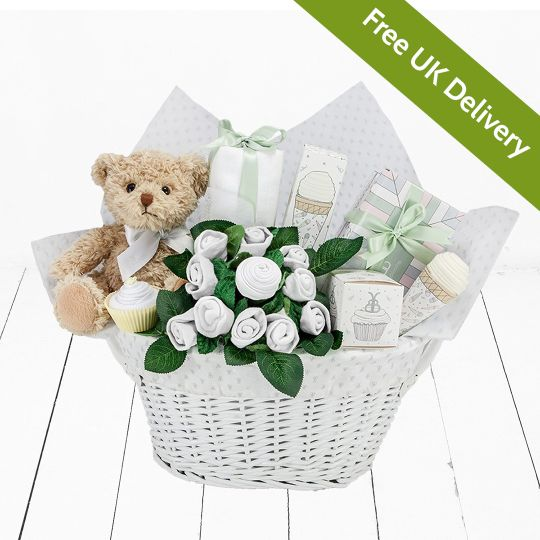 Hey Little Baba Gift Basket Hamper