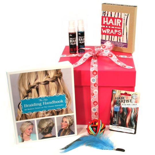 Hair Flair Gift Box (UK ONLY) Hamper