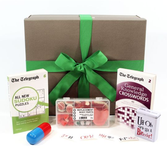 Get Well Soon Gift Box (UK ONLY) Hamper