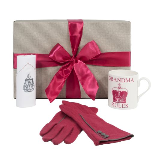 Gift Box for Grandma (UK ONLY) Hamper
