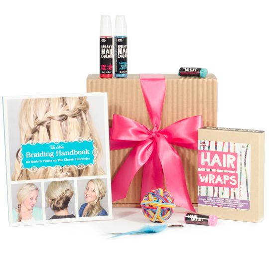 The Hair Braid Gift Box Hamper
