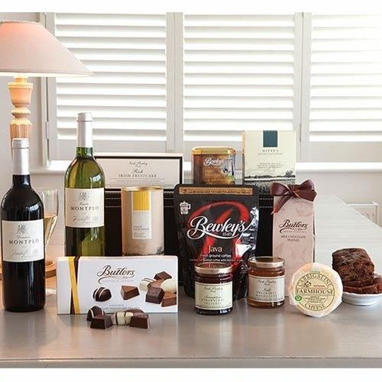 Food & Wine Hamper Gourmet Feast  Hamper