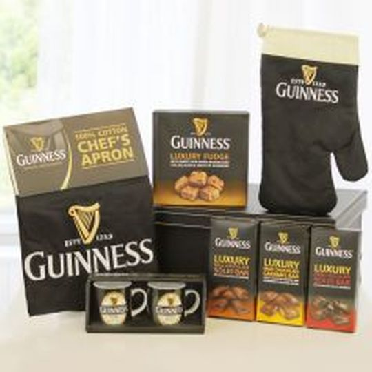 The Black Stuff Gift Box Hamper