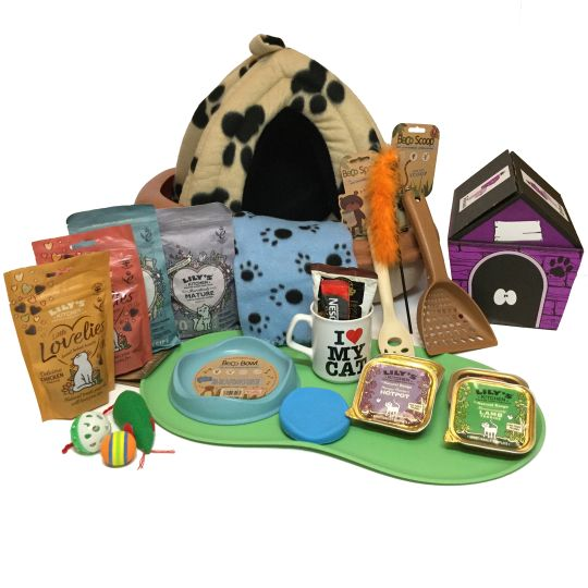 The Ultimate Hamper For Cats Hamper