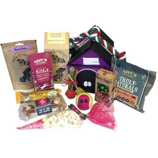 Treats For Smaller Dogs Hamper