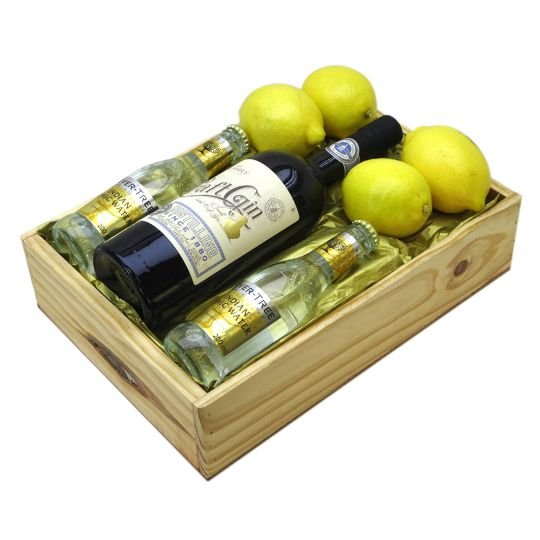 Make Mine A Gin Hamper Hamper
