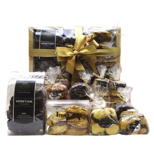 Crunchy Christmas Hamper