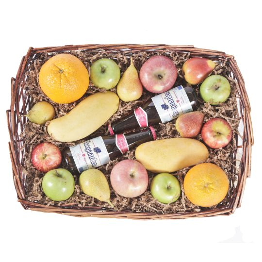 Beer & Fruit Hamper Hamper