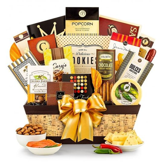 Epicurean Delights (USA Only) Hamper