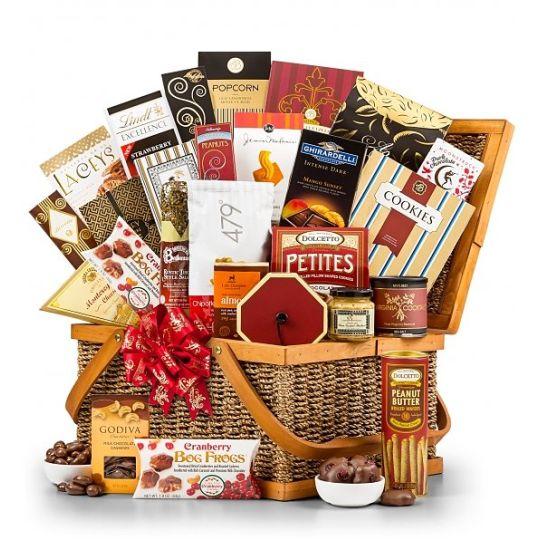 Grandest Gourmet Premium Gift Basket (USA Only) Hamper