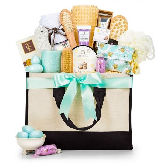 The Ultimate Pamper Hamper Hamper