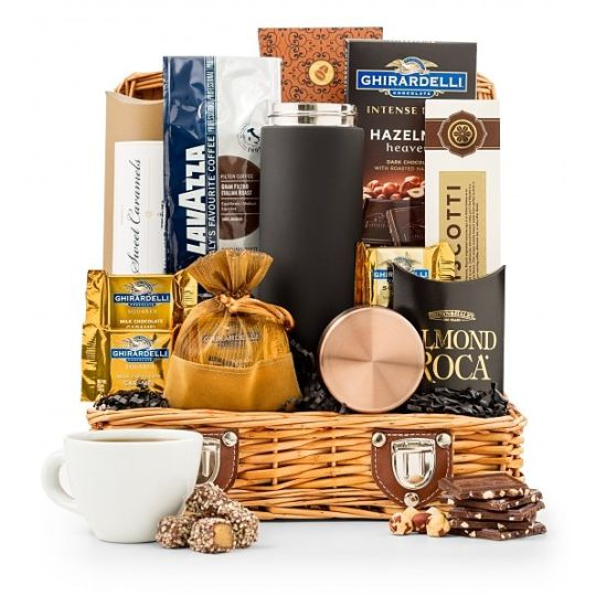 Italian Coffee Favourites Hamper