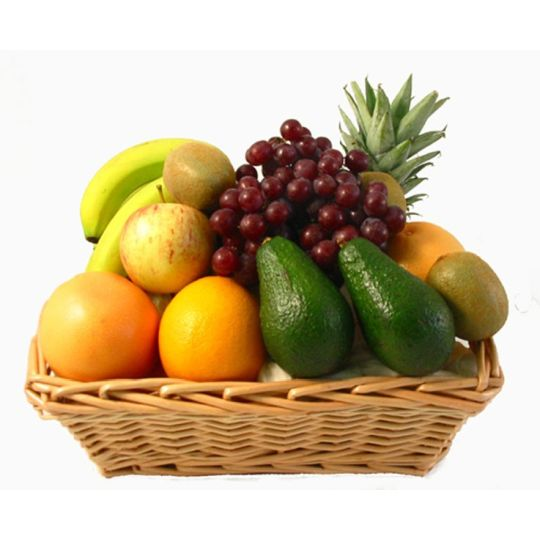 Simple Fruit Basket Hamper
