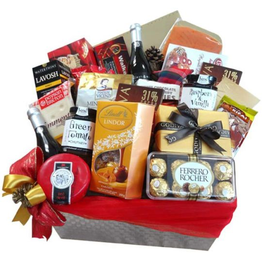 Time to Celebrate Hamper Hamper