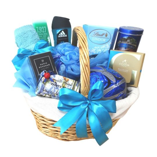 The Gentleman's Pamper Hamper Hamper