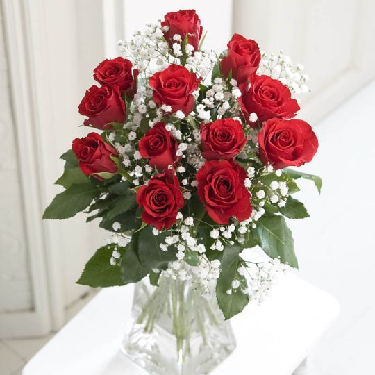 Dozen Red Roses (AUS ONLY) Hamper