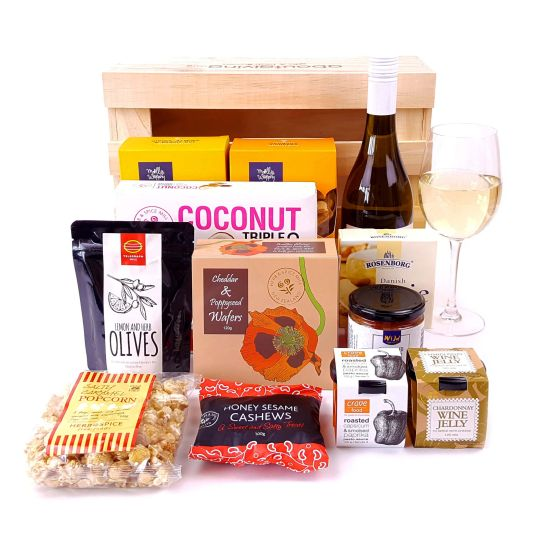 The Gourmet Gift Hamper