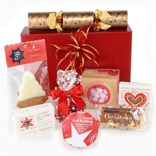 Festive Cracker Hamper