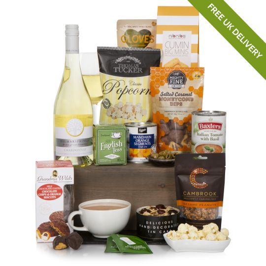 Prosecco & Food Feast Hamper Hamper