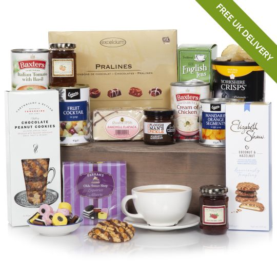 Seniors Choice Hamper Hamper