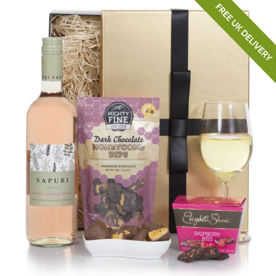 Luxury hamper for her ladies food gift hampers uk for Luxury gifts for her
