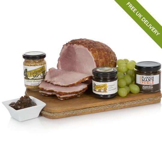 Premium Ham & Friends Gift Set Hamper