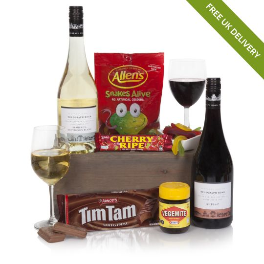 Luxury Australian Selection Hamper Hamper