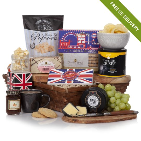 Great British Tastes Hamper Hamper