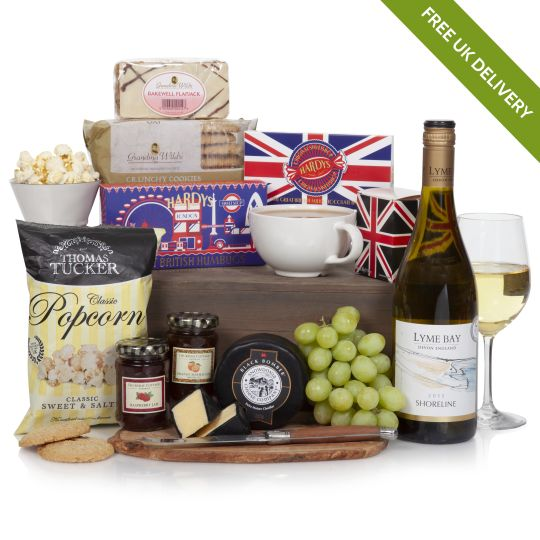 Luxury Great British Tastes Hamper