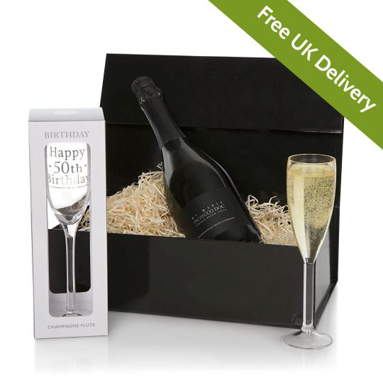 Happy 80th Birthday Champagne Gift Hamper