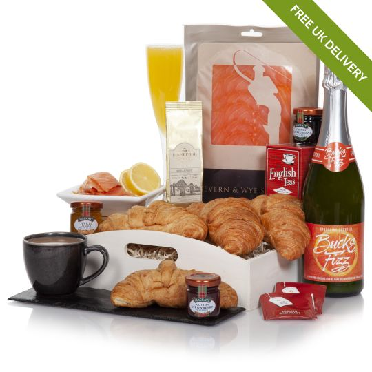 Celebration Breakfast Tray Hamper